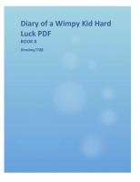 Diary of Wimpy Kid Book 8 Hard Luck