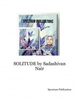 SOLITUDE by Sadashivan Nair