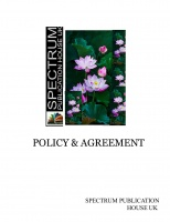 POLICY & AGREEMENT