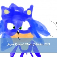 Super Kohan's Photo Calendar 2021