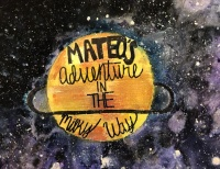 Mateo's Adventure in the Milky Way