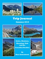 Trip Journal - Summer 2019 - Idaho, Montana & Canadian Rockies