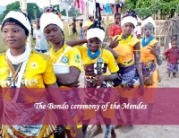 The Bondo ceremony of the Mendes of SL