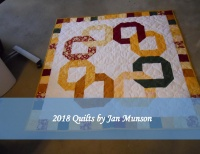 2018 Quilts by Jan Munson