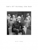 Dom's 60th Birthday Joke Book