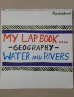 LAP BOOK ON RIVERS (geo)- HARIDHRA G