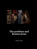 The parthian and Roman jesus
