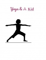 Yoga and a Kid