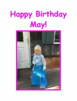 Happy Birthday May