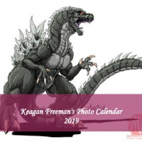 Keagan Freeman's Photo Calendar 2019