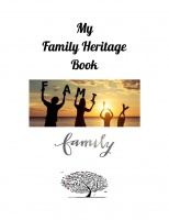 My Family Heritage Book