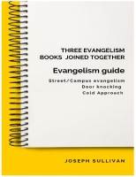 Three Evangelism Books Joined Together
