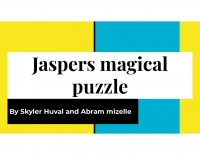 jaspers magical puzzle