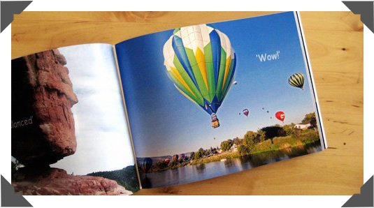 Top Quality Paper Stock in Full Color, Picture Books