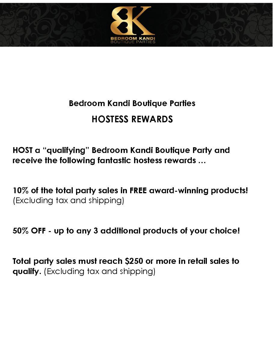 Bedroom Kandi Hostess Packet   Bedroom Kandi By Michele #3086   Page  8648415   Book 354114   Bookemon