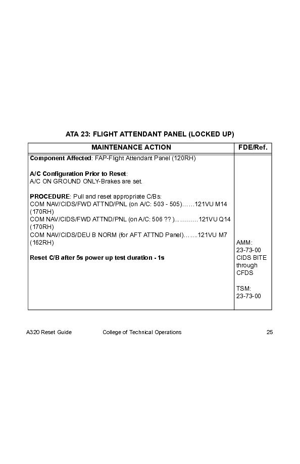 a320 reset guide a320 reset guide page 1231230 book 51297 rh bookemon com  airbus a320 reset guide