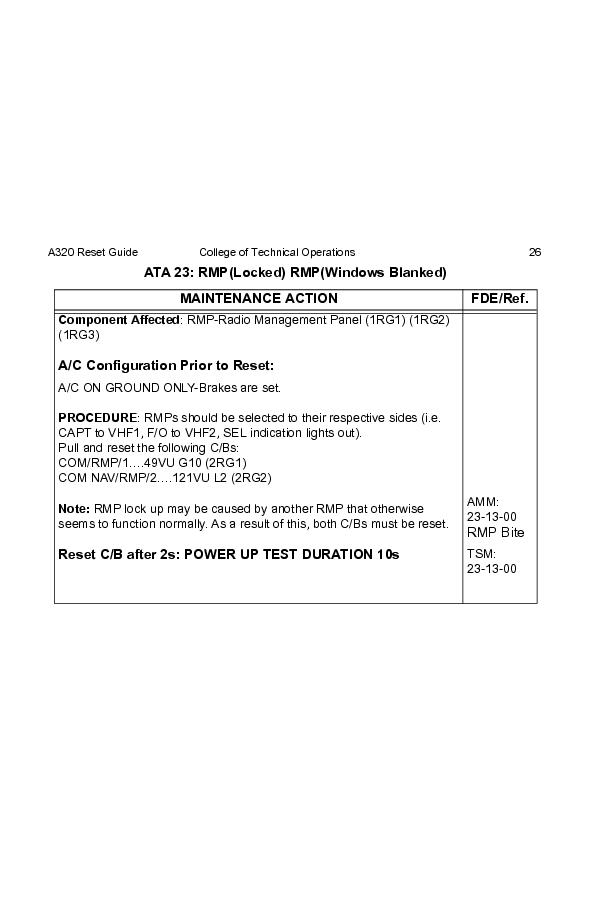 a320 reset guide a320 reset guide page 1231230 book 51297 rh bookemon com airbus a320 reset guide a320 computer reset guide
