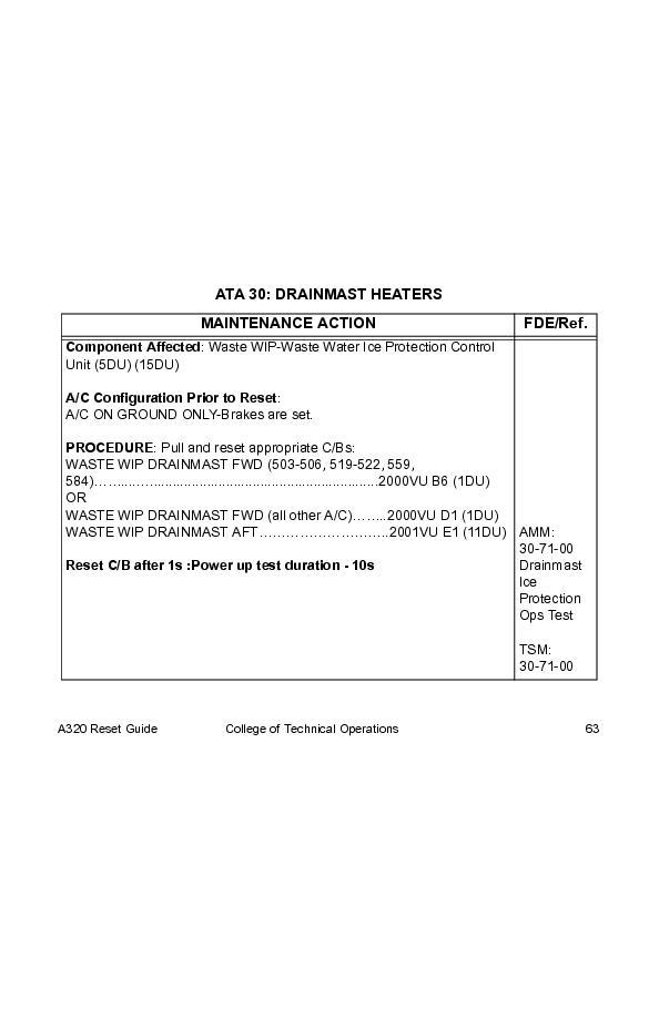 a320 reset guide a320 reset guide page 1231230 book 51297 rh bookemon com
