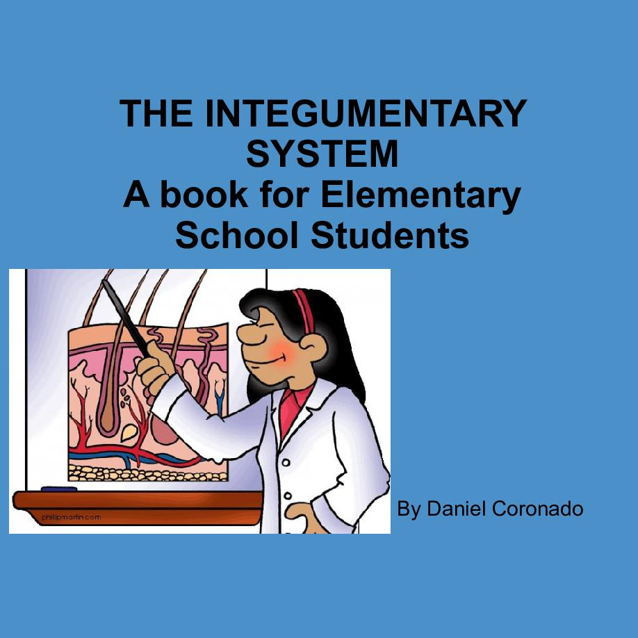 Flipbook The Integumentary System Book 375959 Front Cover Bookemon